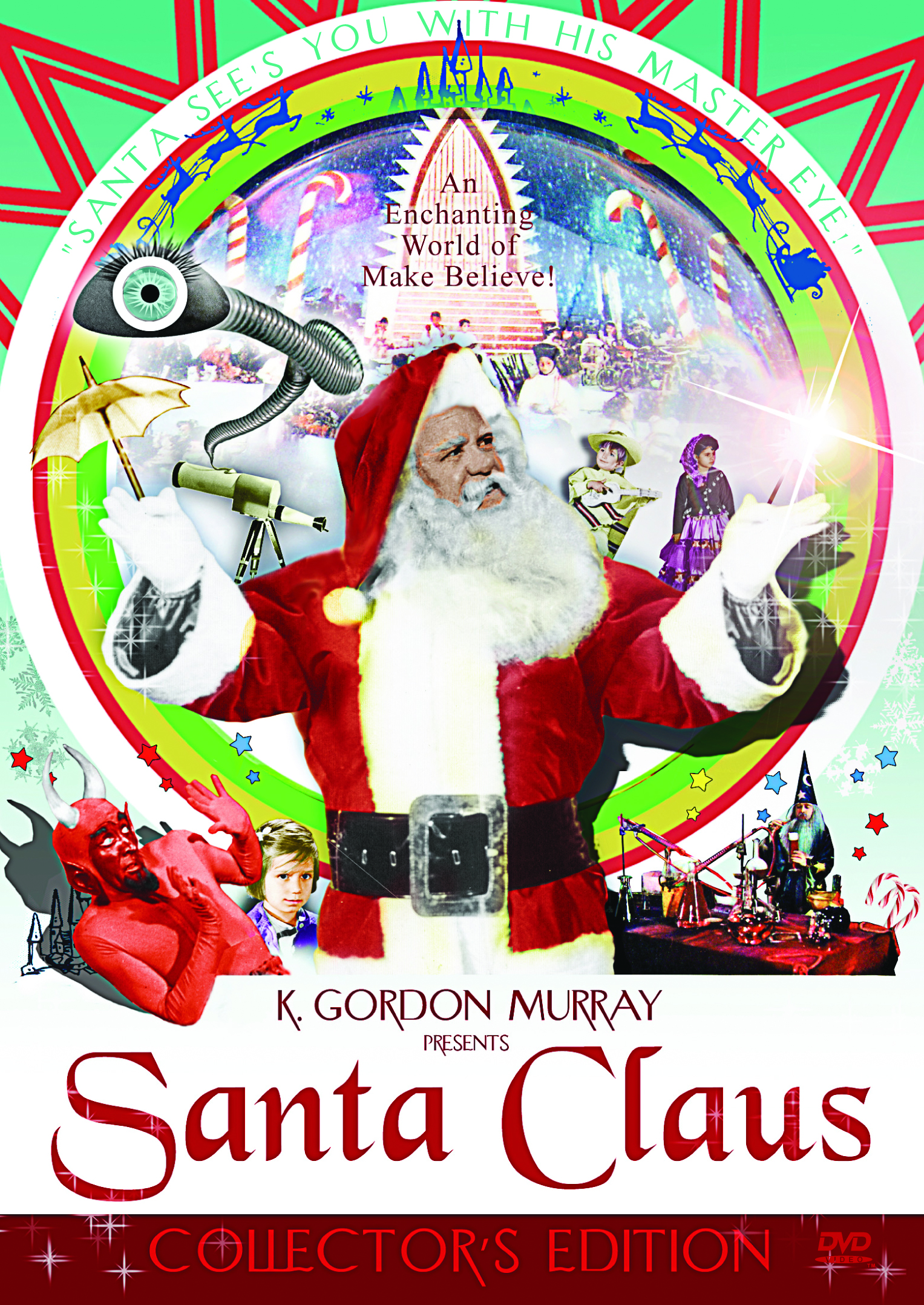 From The Desk Of Santa Claus An enchanting world of